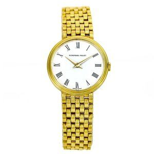 Ladies Audemars Piguet Gold Watch